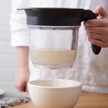 Keuken soep residu olie filter soep olie separator met filter