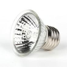 UVA+UVB Full Spectrum Solar Reptile Lamp Lizard Light Turtle Reuzenlamp  Specificatie: 25W