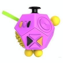 12 zijden magische kubus generatie 2 decompressie kubus speelgoed met versnellingen & Roterende Dial & 360 graden joystick