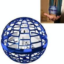 Magic Flying Ball Gyro Vliegtuigen kunnen draaien Creatieve Decompressie Toys (Blauw)