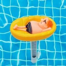 K-1022B Zwembad Cartoon Drijvende Thermometer Water Thermometer
