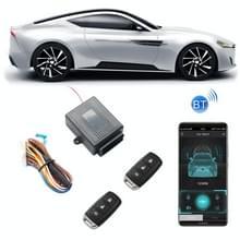 2 Set auto key-free toegang tot de centrale controle lock mobiele telefoon APP controle open en sluit de auto deur  specificatie: T242