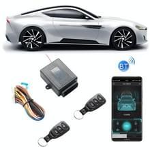 2 Set auto key-free toegang tot de centrale controle lock mobiele telefoon APP controle open en sluit de auto deur  specificatie: T240