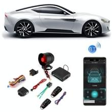 2 Set One-Way Auto Anti-Theft Alarm Mobiele Telefoon APP Control Anti-Theft Alarm