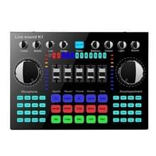 K1 Live Geluidskaart Set Mobiele Telefoon Computer Universal Bluetooth Begeleiding Anchor K Song Sound Card
