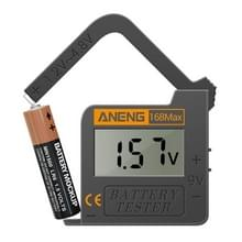 2 PC'S ANENG 168MAX Portable Battery Tester High-Precision Battery Power Tester Battery Capacity Tester