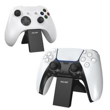 2 PCS AOLION Multi-functioneel Game Handle Bracket Storage Display Stand voor PS5/Switch Pro/Xbox Series X(Zwart)