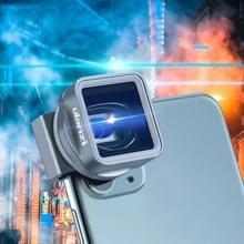 Ulanzi 1.33XT 17mm Universele mobiele telefoon groothoekbeeldscherm Anamorfe filmlens