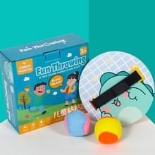 Kleuterschool Kinderen Speelgoed Sticky Target Bat Outdoor Parent-Child Interactie Bal Gooien Game One Bats