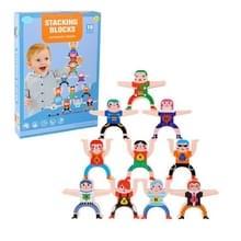 Kinderen ouder-kind stapelen Blok Spel Balans Acrobatische Troupe Decompressie Speelgoed (Hercules )