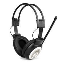 Retekess TR101 headset FM-radio (one size)