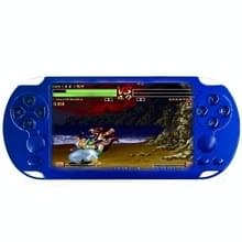 X9 5 1 inch scherm 128-bits Arcade Retro Handheld Game Console met 8G-geheugen (Blauw)