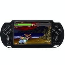 X9 5 1 inch scherm 128-bits Arcade Retro Handheld Game Console met 8G-geheugen (zwart)