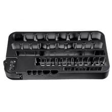 MZK019 Multifunctioneel batterijtestactuur sterkte indicator opslagbox
