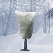 2 PCS Winter Plant Antifreeze Koude Beschermkap Niet-geweven Boom kwekerij Cover Tree Bag  Specificatie: 120x180cm