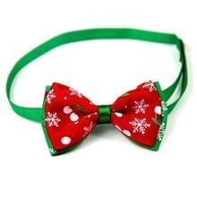 5 PC'S kerst vakantiehuis dier kat hond kraag Bow tie verstelbare nek riem kat hond grooming accessoires Pet product (5)