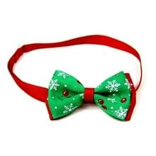 5 PC'S kerst vakantiehuis dier kat hond kraag Bow tie verstelbare nek riem kat hond grooming accessoires Pet product (6)