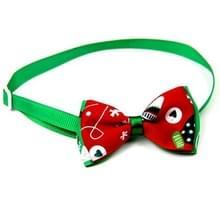 5 PC'S kerst vakantiehuis dier kat hond kraag Bow tie verstelbare nek riem kat hond grooming accessoires Pet product (7)