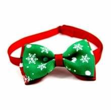5 PC'S kerst vakantiehuis dier kat hond kraag Bow tie verstelbare nek riem kat hond grooming accessoires Pet product (9)