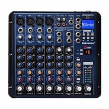 SMR8 Bluetooth USB Record 8 Channels (4 Mono + 2 Stereo) 16 DSP Church School Karaoke Party USB DJ Mixer