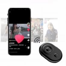 3 STUKS Mini Bluetooth afstandsbediening Live streaming houdt van video-opname nieuwe pagina Flip afstandsbediening Selfie  willekeurige kleur levering