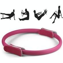 Yoga Pilates Ring Yoga Body Fitness Magic Circle  Binnendiameter: 32cm(Rood)