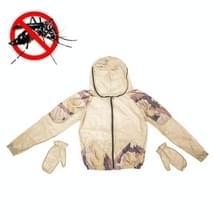 Camping Avontuur Anti-Mosquito Bite Suit Zomer Outdoor Vissen Ademende Mesh Anti-Mosquito Suit  Specificatie: Anti-muggen Kleding (L / XL)