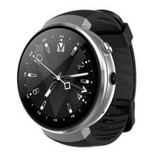 LEMFO LEM7 Smart Watch Android 7 0 SmartWatch LTE 4G slimme horloge telefoon hartslag 1GB + 16GB geheugen met camera vertaling tool (zilver grijs)