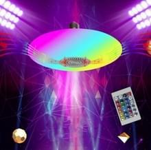 Kleurrijke lichte Bluetooth-luidspreker High Power Led-kleuren veranderende licht draadloze afstandsbediening Audio (Kleurrijk)