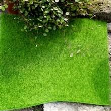Mini Toy House imitatie accessoires tuin valse mos kunstgras  grootte: 49 x 70cm