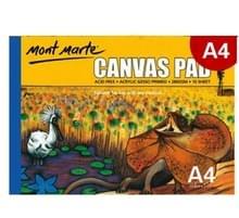 10 vel/Pack olie Acryl schilderij canvas pad papier boek schilderij canvas papier (A4)