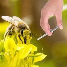 Bijenteelt grip zuigkracht RVS Bee pollen verzamelaar