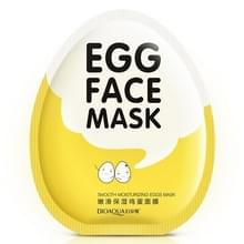 10 stuks ei gezichtsmasker glad gezicht masker olie controle Shrink hidratatie poriën Whitening helderder masker huidverzorging