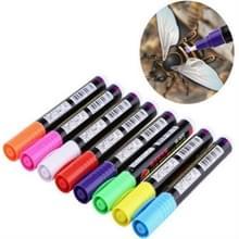 De koningin Bee marker pen Bee speciale marker pen doet geen pijn aan de Bee Highlighter  willekeurige kleur levering