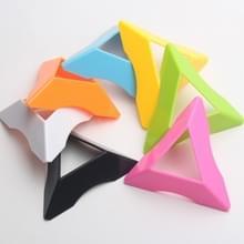 5 STKS professionele duurzame kunststof Magic Cube basis beugel (willekeurige kleur levering)