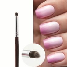 3 PC'S professionele Nail Art borstel geleidelijke kleur bloeiende nagel tekening pen