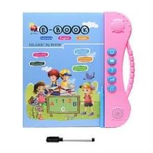 Kinderen Audioboek Indonesisch Engels Arabisch Vroeg Leren Onderwijs Leermachine