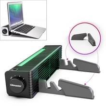 Laptop Radiator Hoge Lucht volume Koeling Basis  Stijl: RGB modellen met uitbreiding beugel
