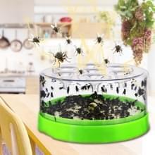 Flycatcher Home Indoor Automatische Catch Flies Trap (Groen)