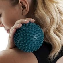 8 5 cm PVC harde massagebal  diameter: 8 5 cm (groen)