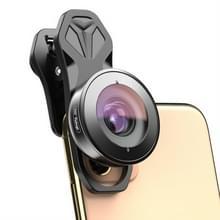 APEXEL APL-HB195 195 graden Fisheye Professional HD Externe mobiele telefoon Universele Lens