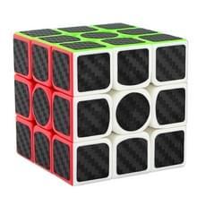 Koolstofvezel membraan derde orde Rubik kubus kinderen educatief speelgoed