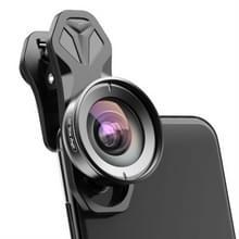 APEXEL APL-HB110 110 graden groothoek professionele HD externe mobiele telefoon universele lens