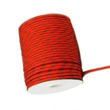4MM diameter reflecterende string winddicht tent touw Guy lijn voor Camping touw  kleur: 50meters