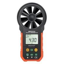 Peak meter High-Precision digitale display windsnelheid luchtvolume meet instrument MS6252A windsnelheid  luchtvolume