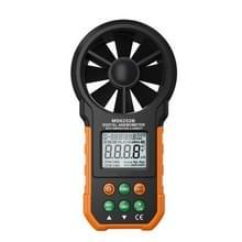 Peak meter High-Precision digitale display wind snelheid lucht volume meet instrument MS6252B temperatuur  vochtigheid  USB