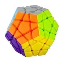 Derde-orde dodecaëder gevormde kubus puzzel educatief speelgoed  kleur: kleur