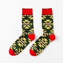 10 paren Unisex fashion Street skateboarden sokken duurzaam katoen Sok (Tangram)