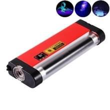 Mini 2 in 1 handheld backlight UV LED geld detector LED zaklamp Torch lamp namaak valuta tester