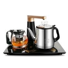 Automatische roestvrijstaal huishoudelijke pompen elektrische waterkoker thee set (roestvrijstaal)